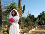 Las Vegas garden wedding